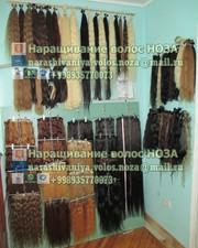 наращивание волос в ташкенте №1